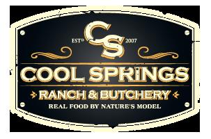 Cool Springs Ranch Logo